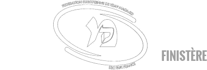 logo krav maga finistere self defense fekm quimper
